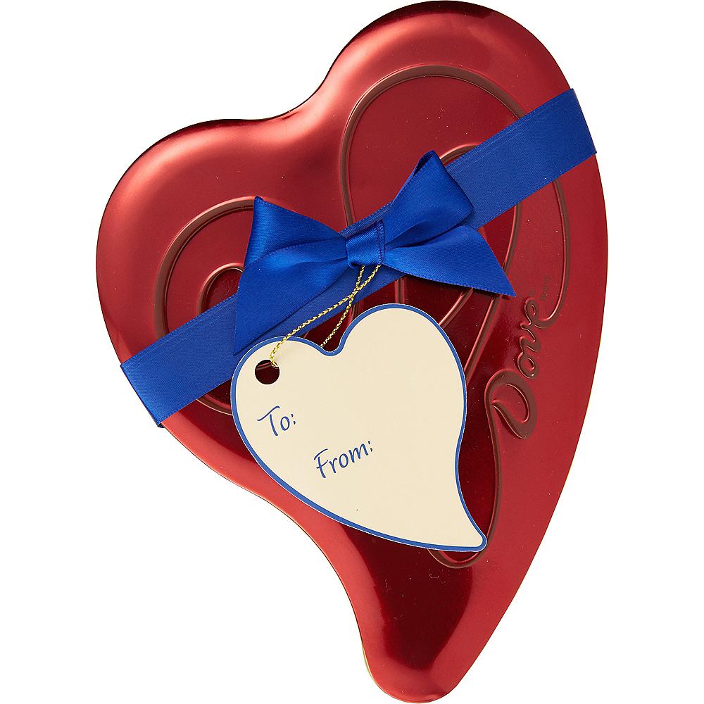 Milk Chocolate Dove Valentine's Day Truffles 8pc Image #3