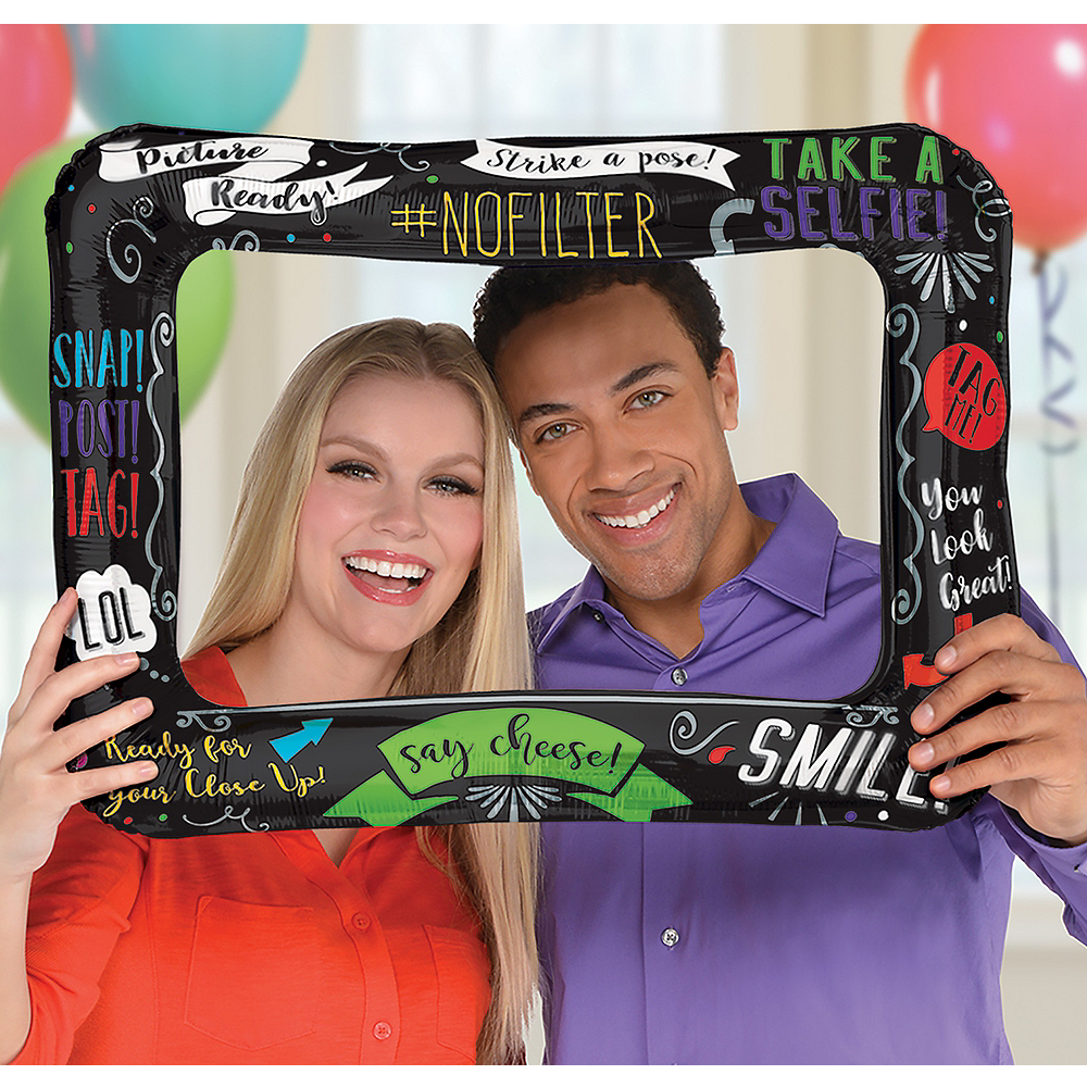 Nav Item for Selfie Inflatable Frame Image #1