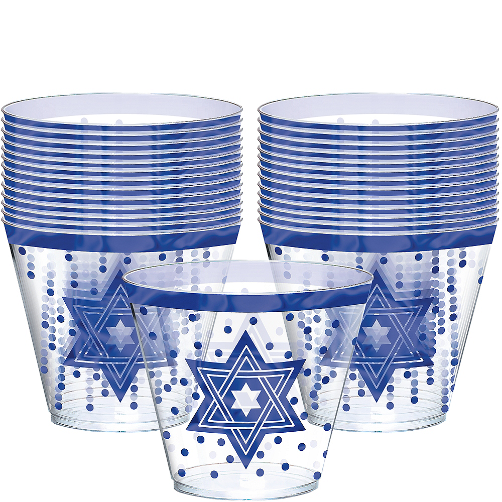 Nav Item for Passover Plastic Cups 30ct Image #1
