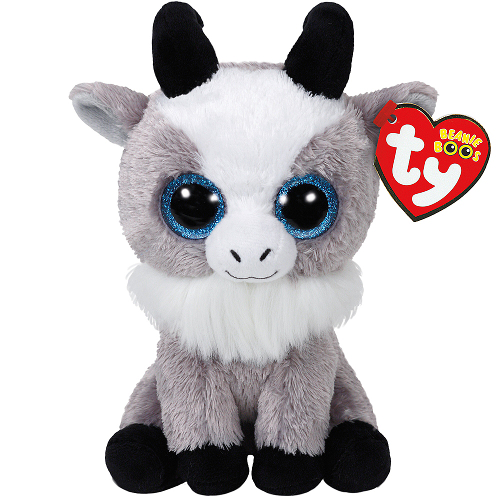 Gabby Beanie Boo Goat Plush 5in x 7in  301ab8c39fdd