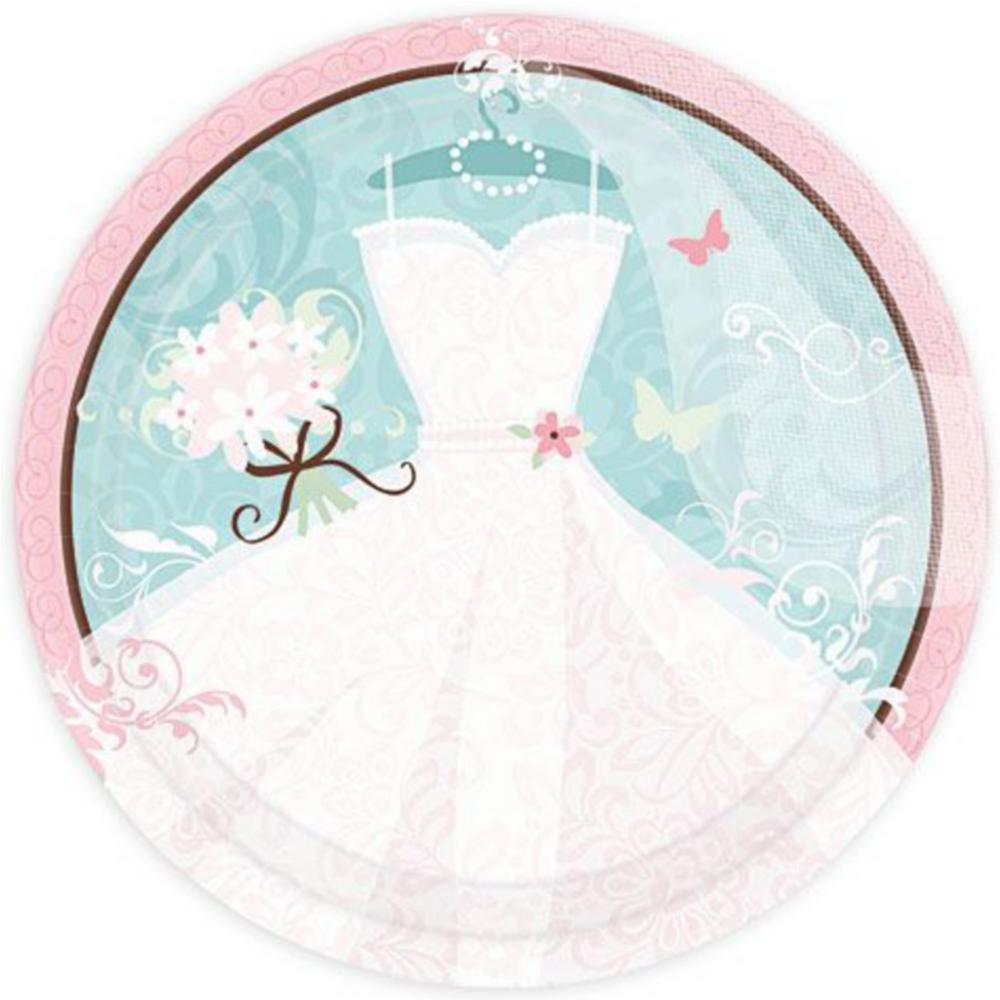 nav item for something blue bridal shower tableware kit for 36 image 5