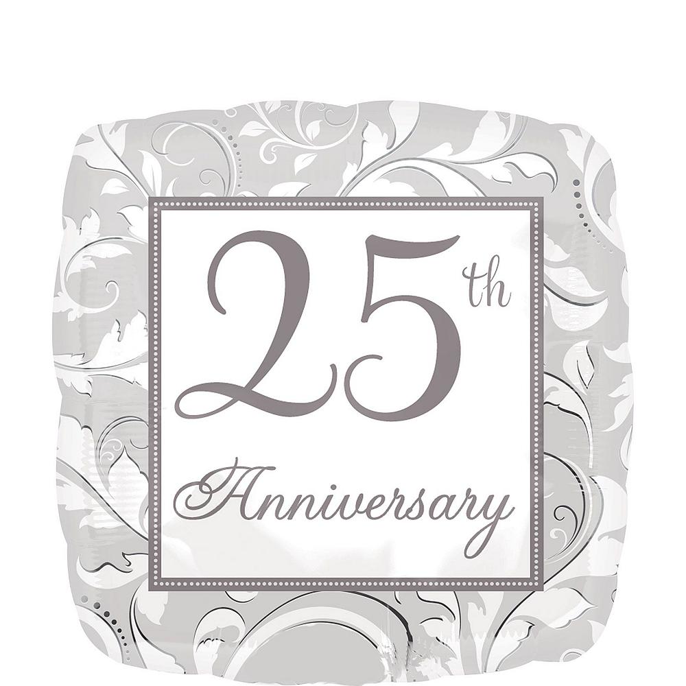 25th Anniversary Balloon Kit Image #4