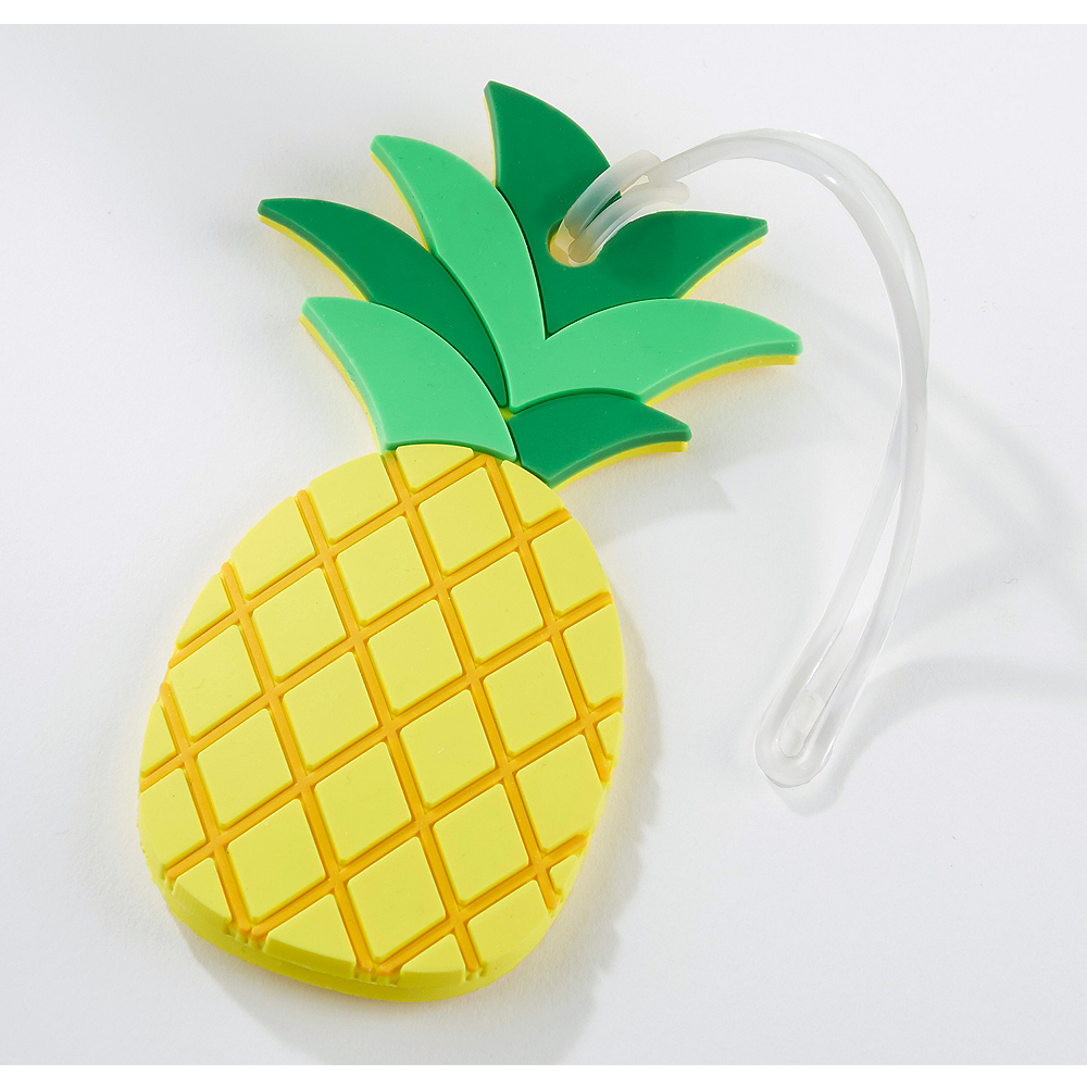 Pineapple Luggage Tag Image #1