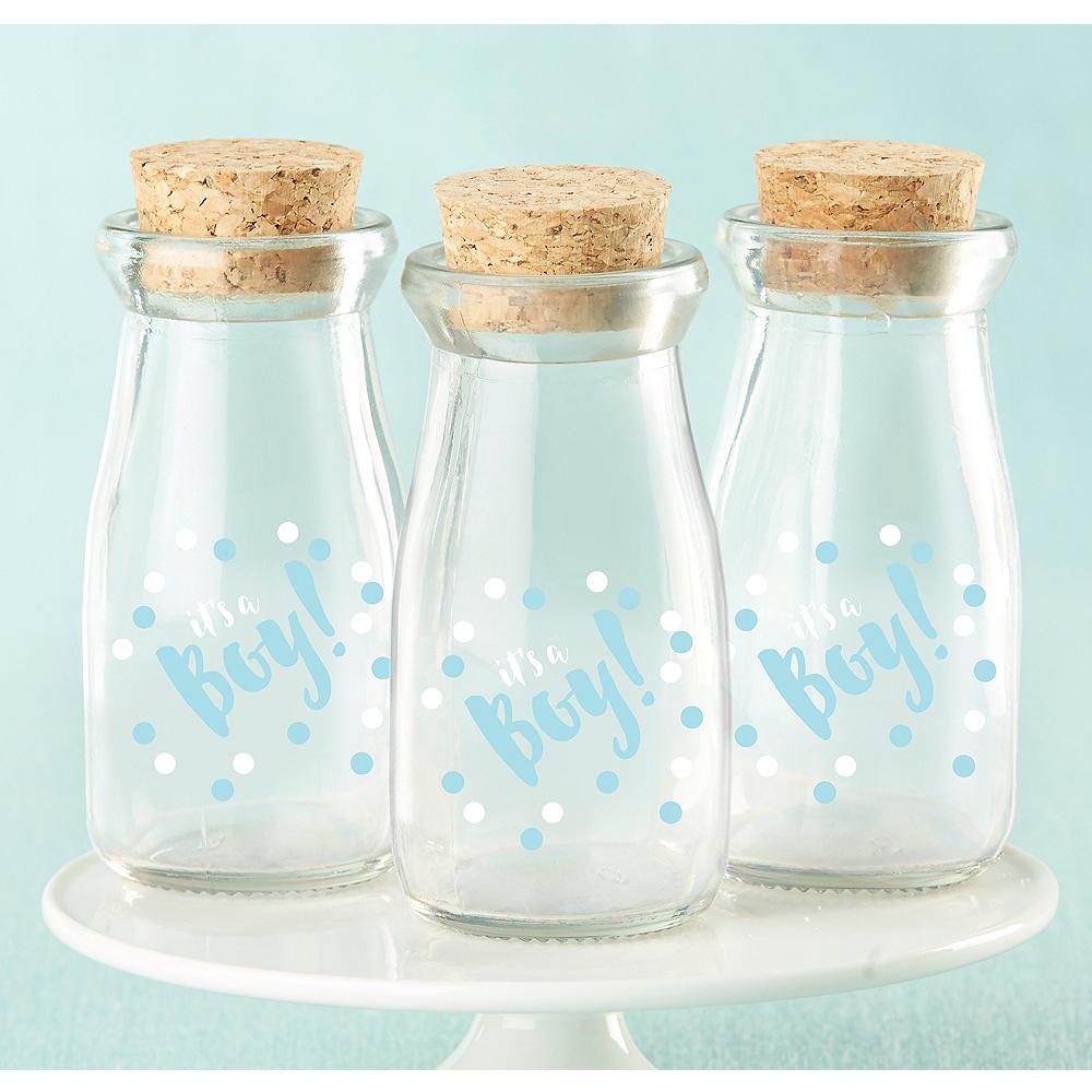 It's A Boy Milk Jar 12ct Image #1