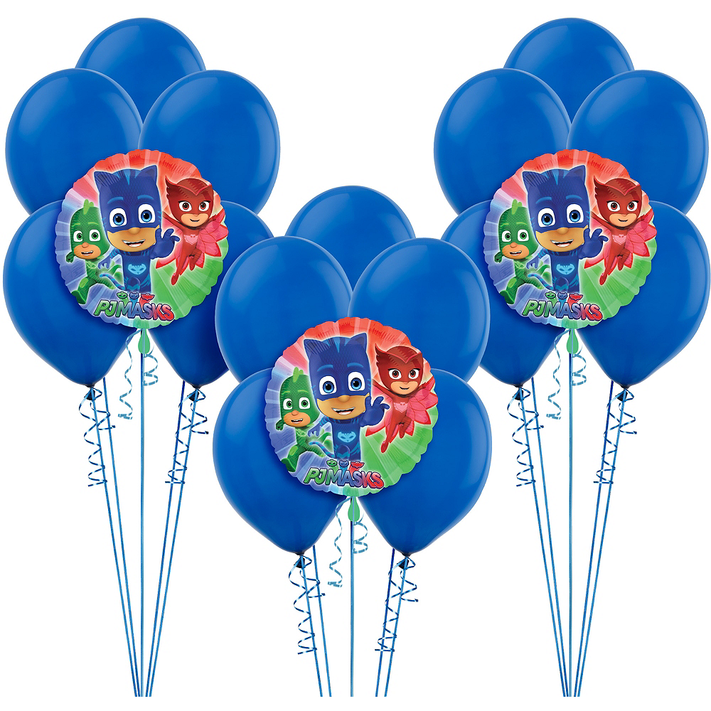 PJ Masks Balloon Kit Image #1