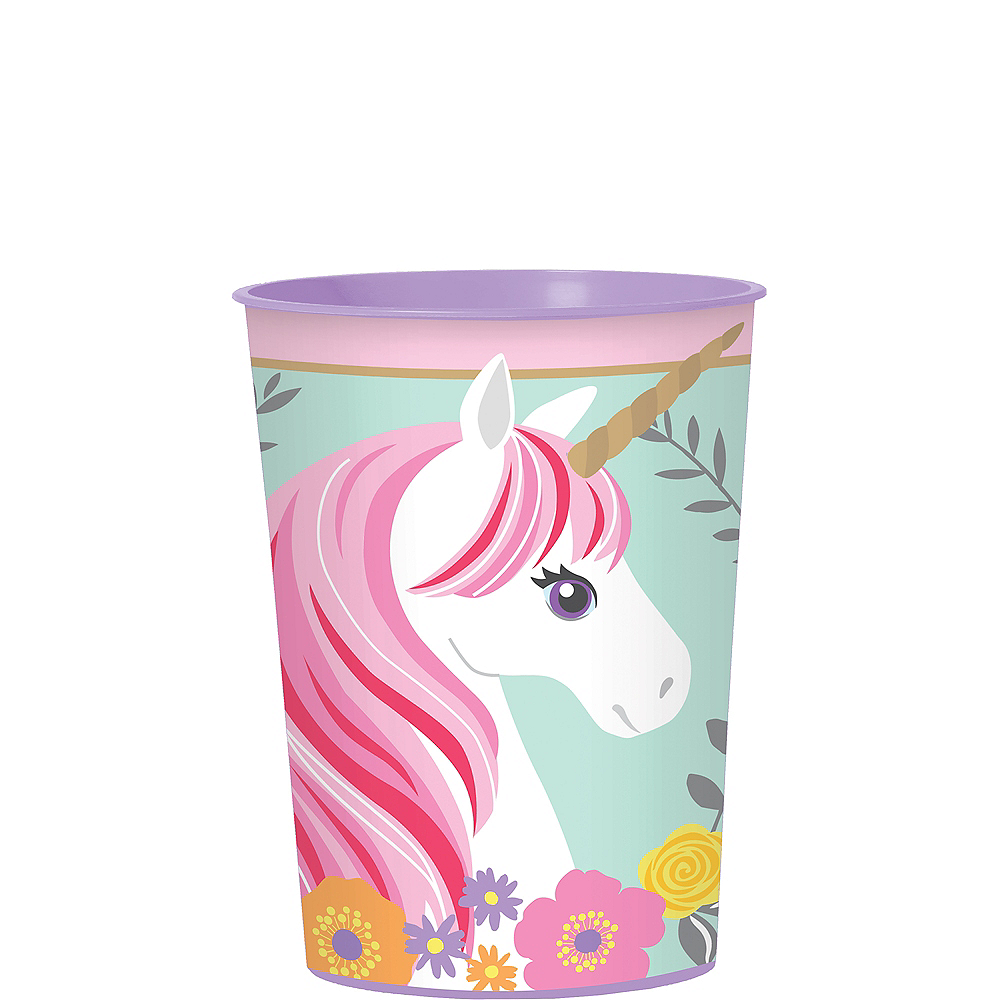 Magical Unicorn Favor Cup Image #1