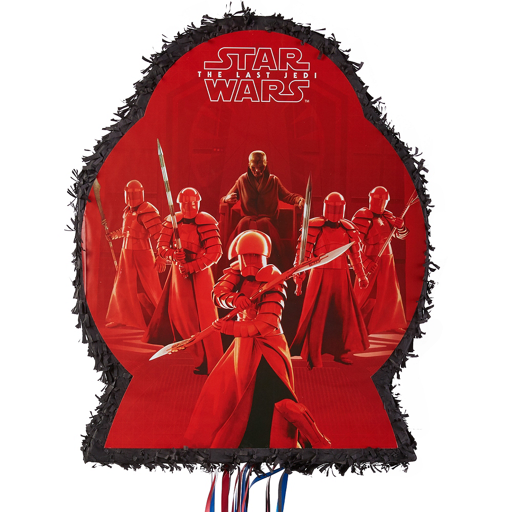 Pull String Star Wars 8 The Last Jedi Pinata Image #2