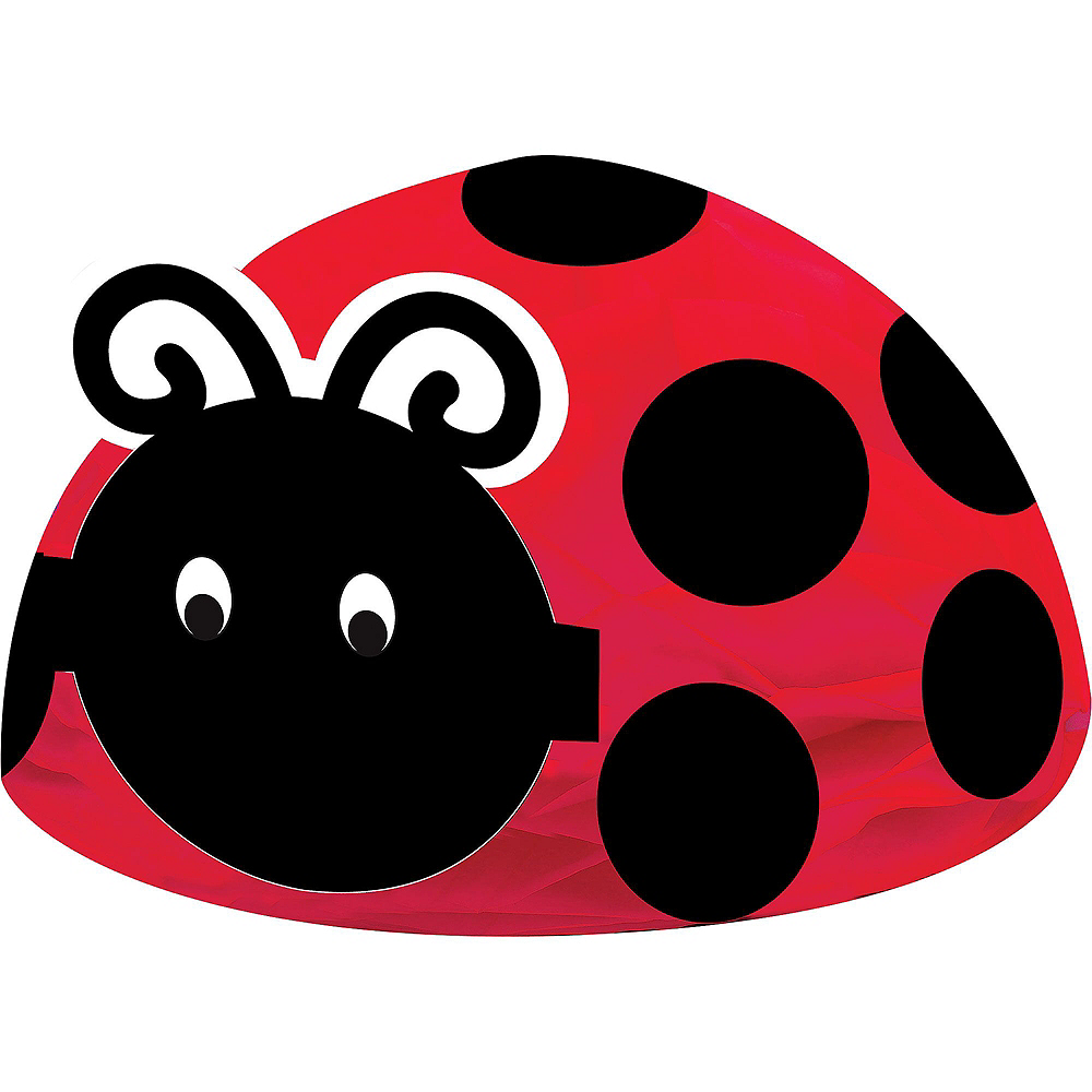 Fancy Ladybug 1st Birthday Party Kit for 16 Guests Image #9