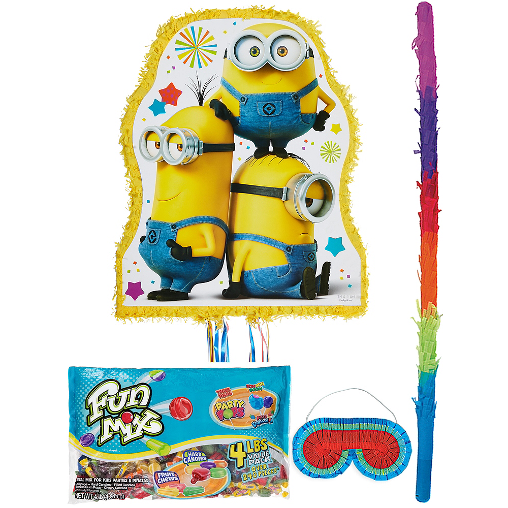 Minion Pinata Kit Image #1