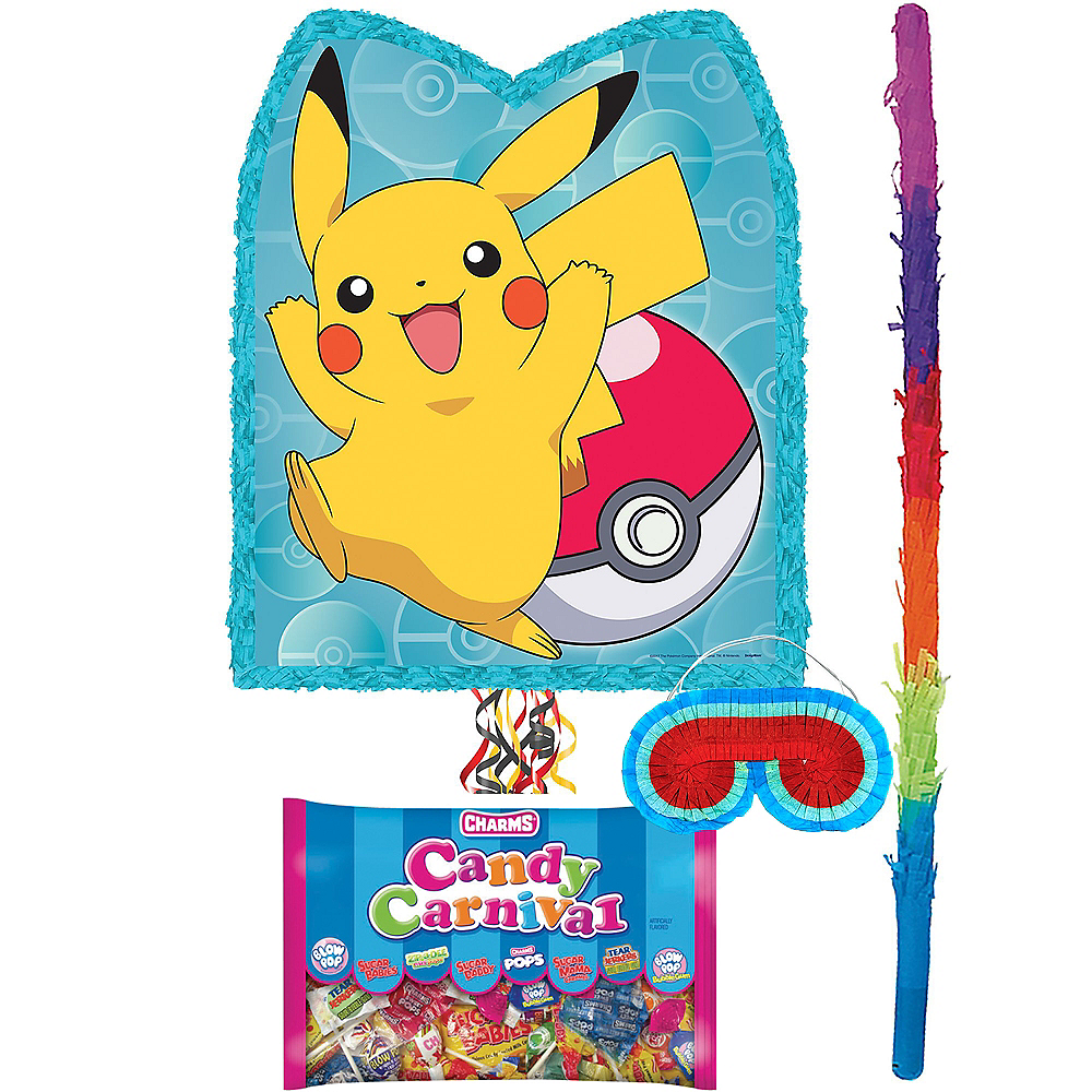 Nav Item for Pikachu Pinata Kit Image #1
