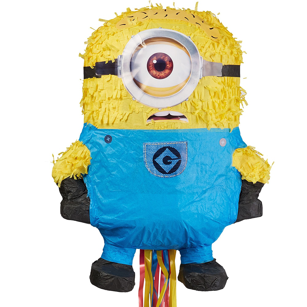 Phil Minion Pinata Kit with Favors - Despicable Me 2 Image #5