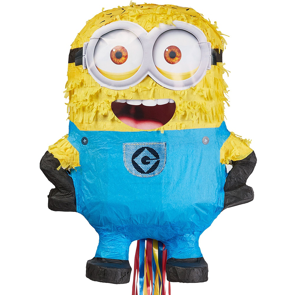 Carl Minion Pinata Kit with Favors - Despicable Me 2 Image #5