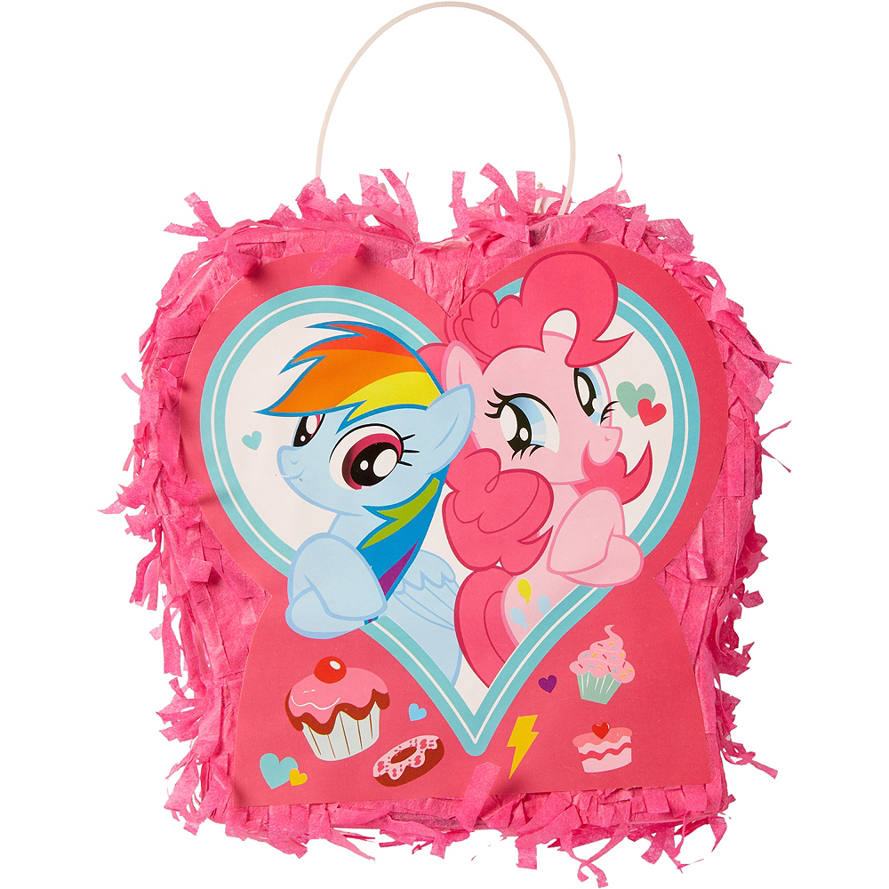 My Little Pony Pinata Favor Container Image #1