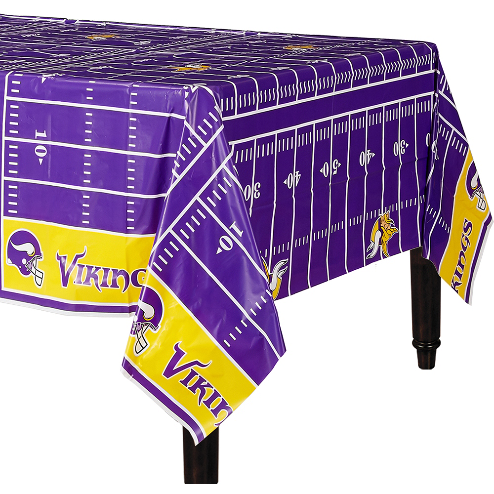 Minnesota Vikings Table Cover Image #1