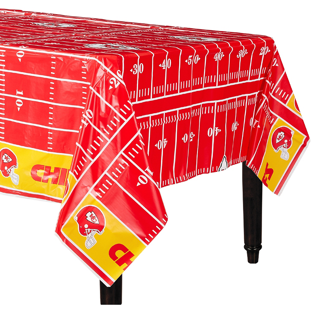 Kansas City Chiefs Table Cover Image #1