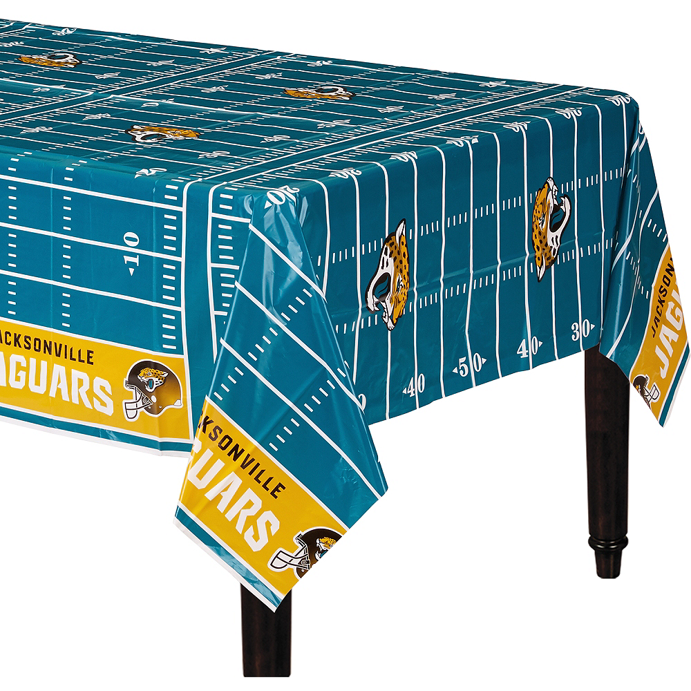 Jacksonville Jaguars Table Cover Image #1