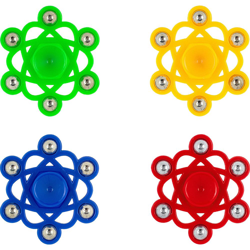 6-Point Atom Fidget Spinner Image #1