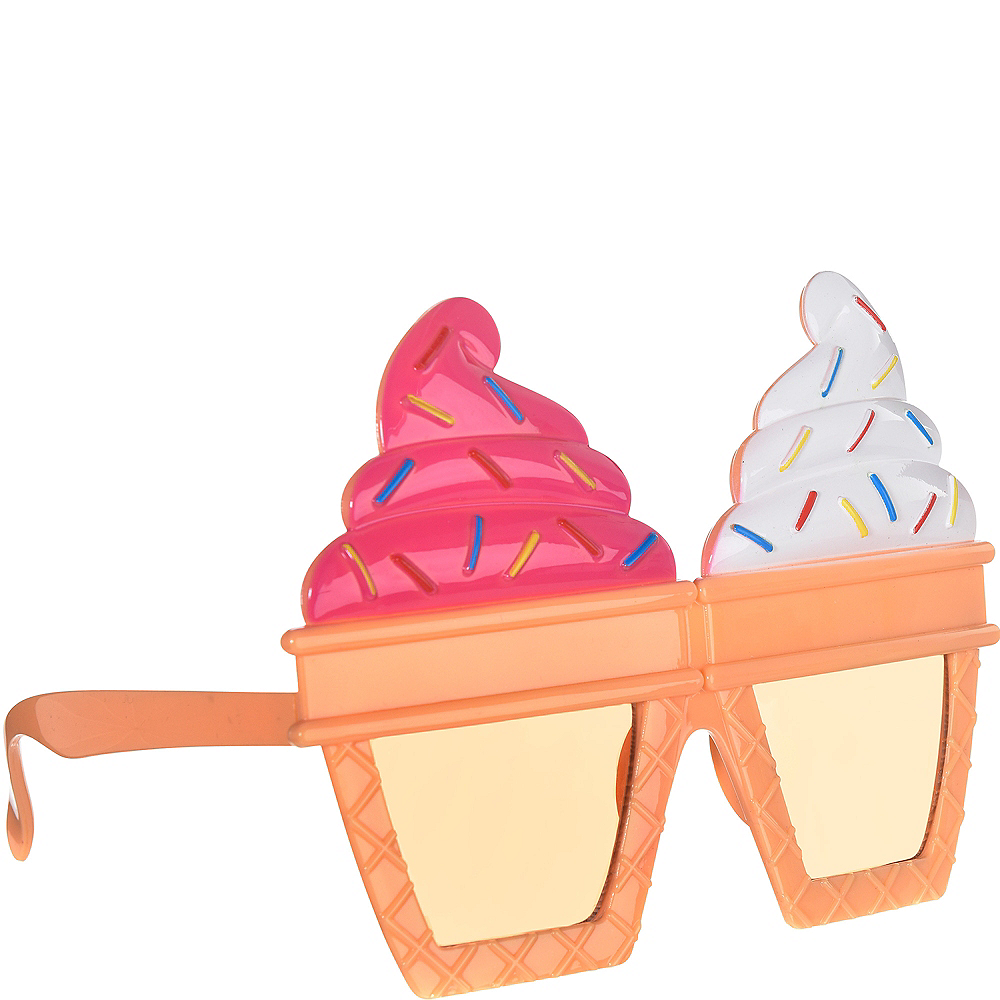 Ice Cream Cone Sunglasses Image #2