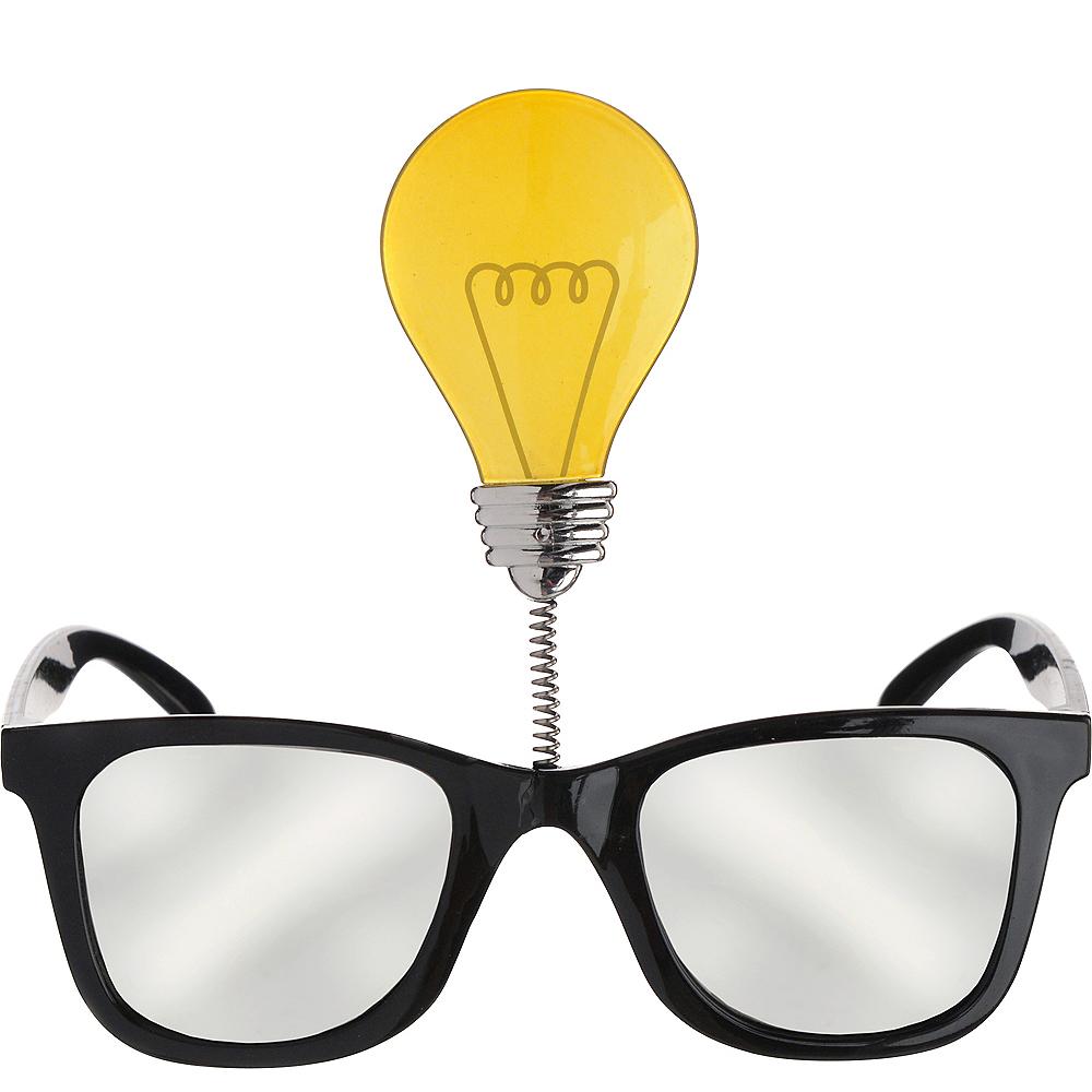 Idea Light Bulb Glasses Image #1