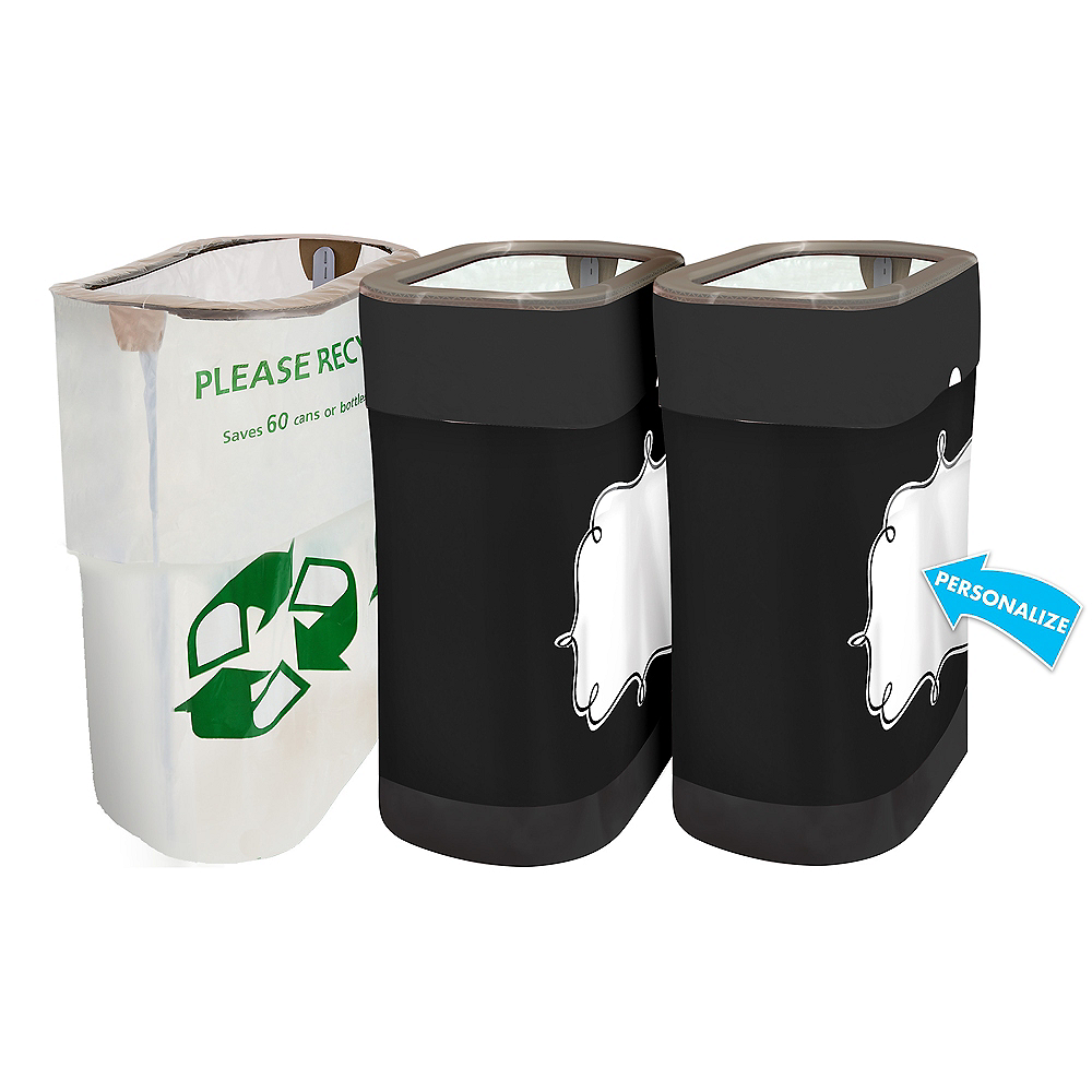 Personalized Black Clean-Up Kit Image #1