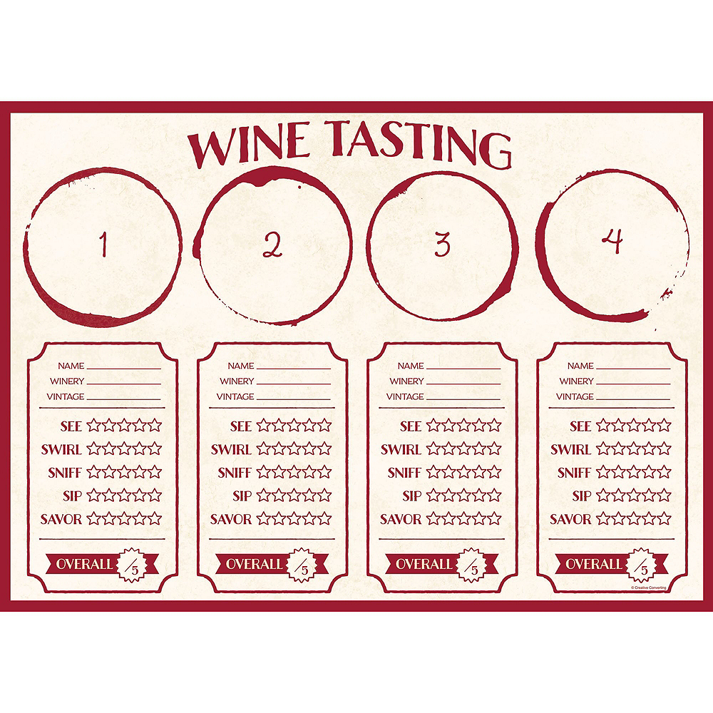 Wine Tasting Kit Image #4
