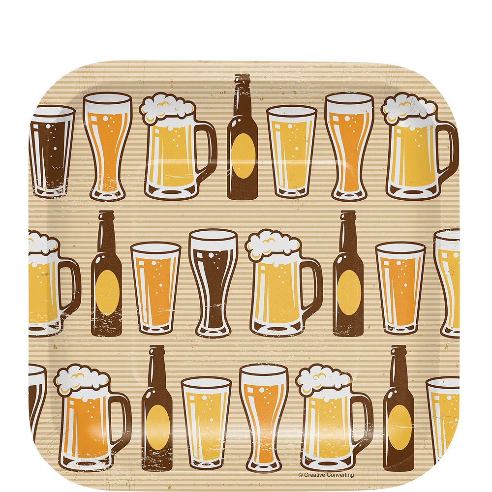 Cheers & Beers Premium Party Kit for 32 Guests Image #2