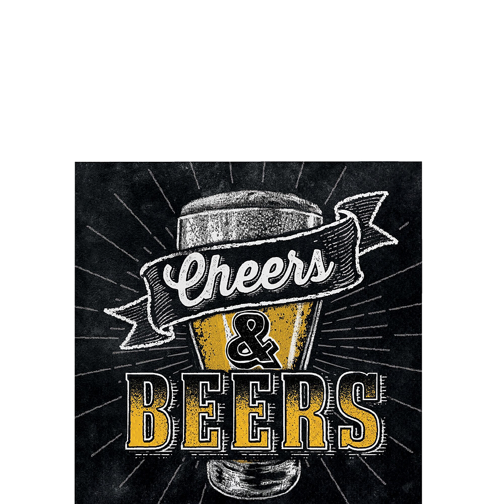 Cheers & Beers Premium Party Kit for 32 Guests Image #5