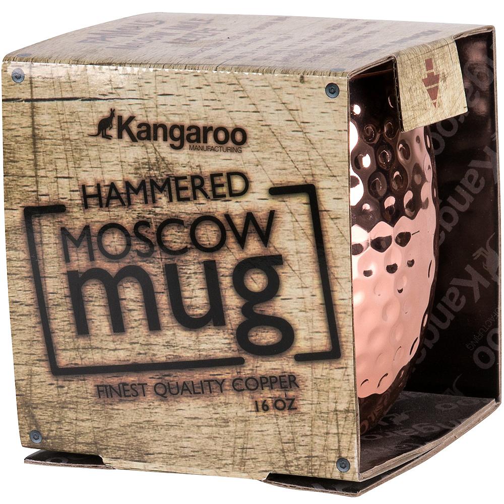 Moscow Mule Mug Image #2