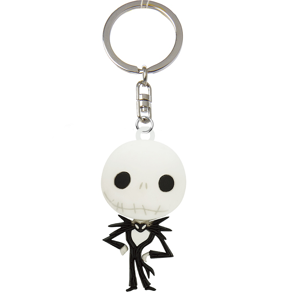 jack skellington keychain the nightmare before christmas image 1