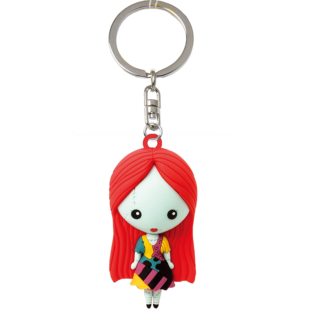 Sally Keychain 1 1/4in x 2 1/2in - The Nightmare Before Christmas ...