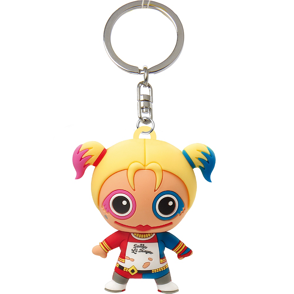 Harley Quinn Keychain - Suicide Squad Image #1