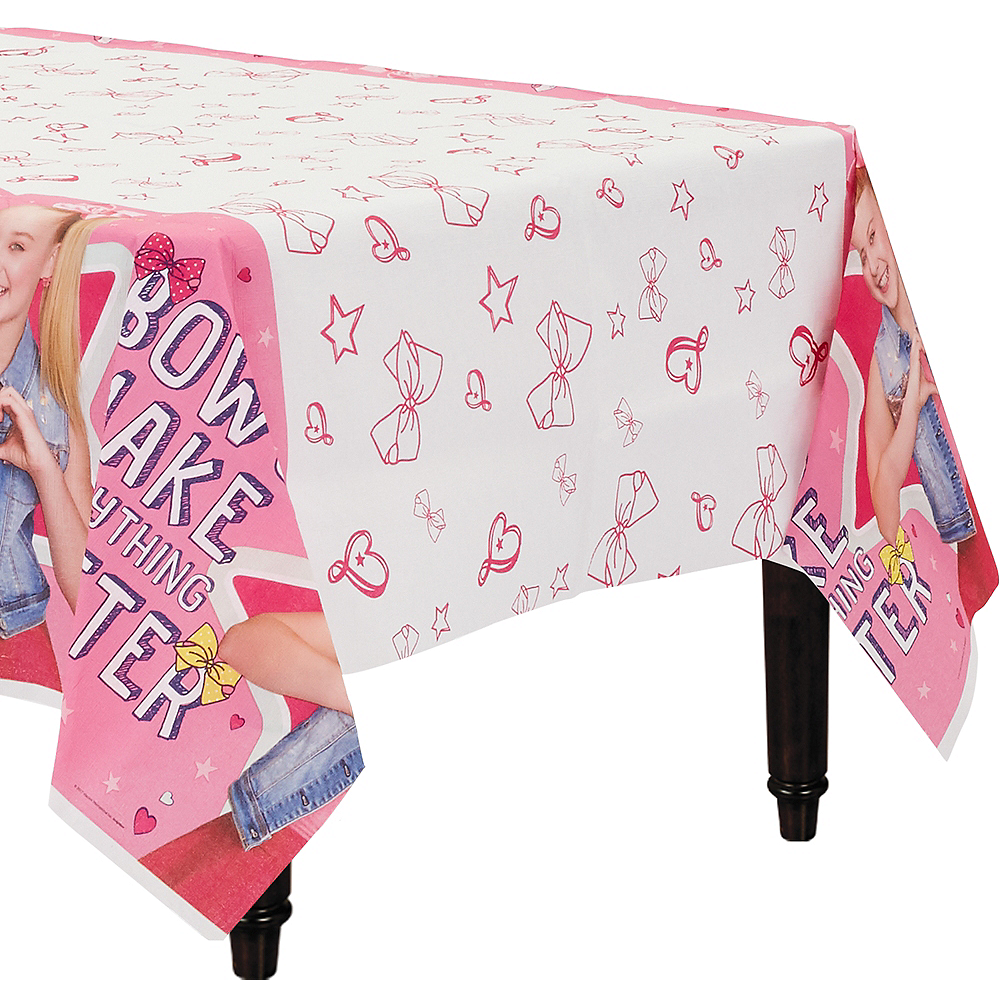 JoJo Siwa Paper Table Cover Image #1