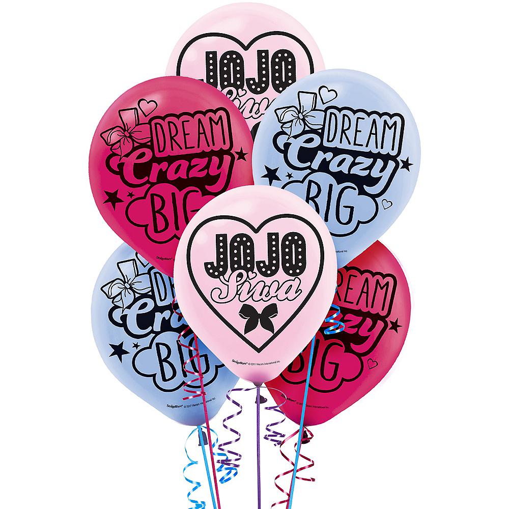 JoJo Siwa Balloons 6ct Image #1