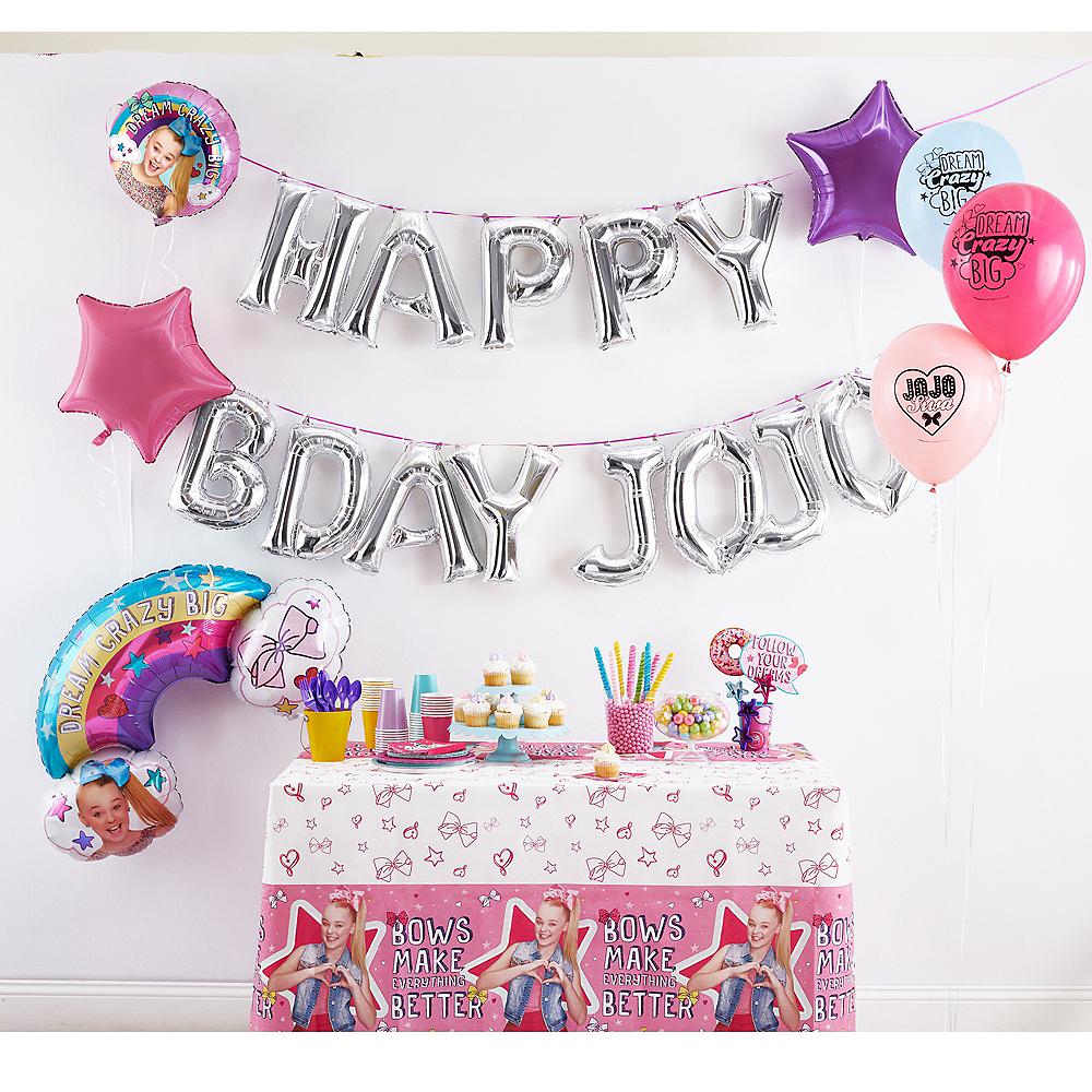 JoJo Siwa Balloons 6ct Image #2