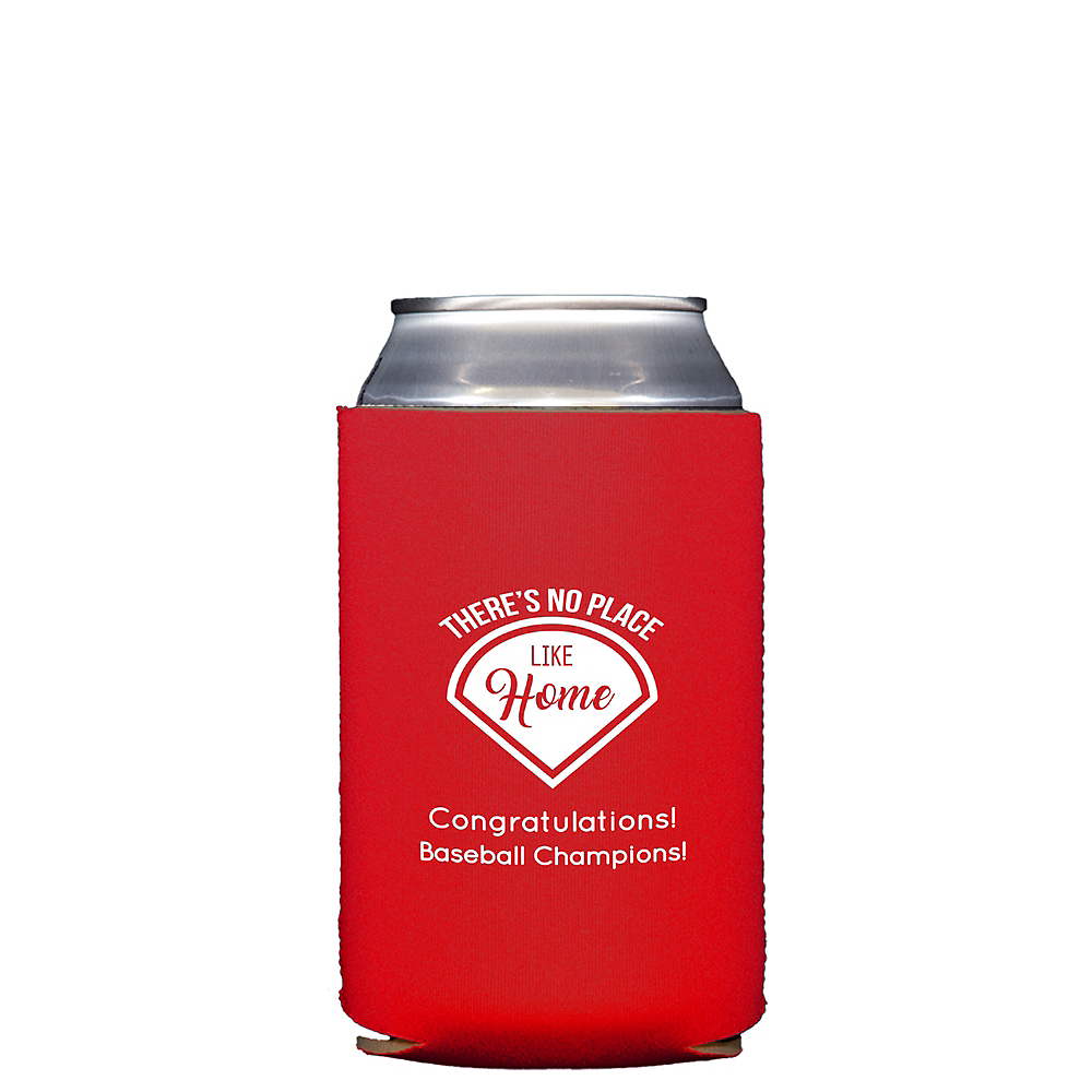 Personalized Baseball Collapsible Can Coozies Image #1
