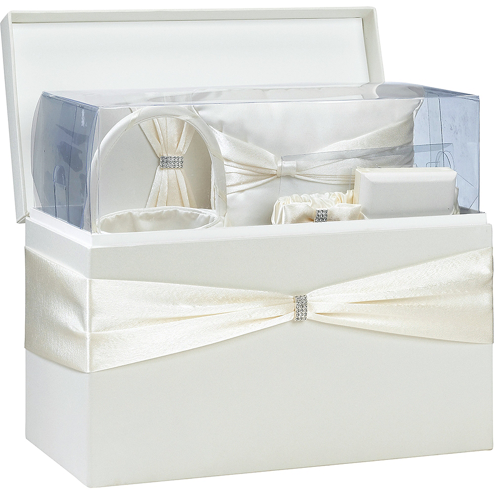 Ivory Wedding in a Box 6pc Image #2