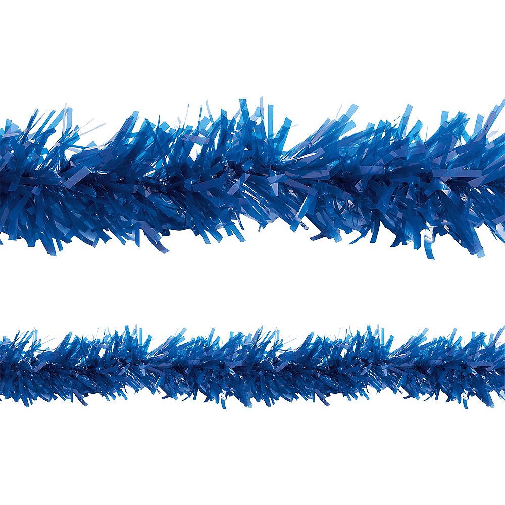 Dark Blue Twisted Fringe Garland Image #1