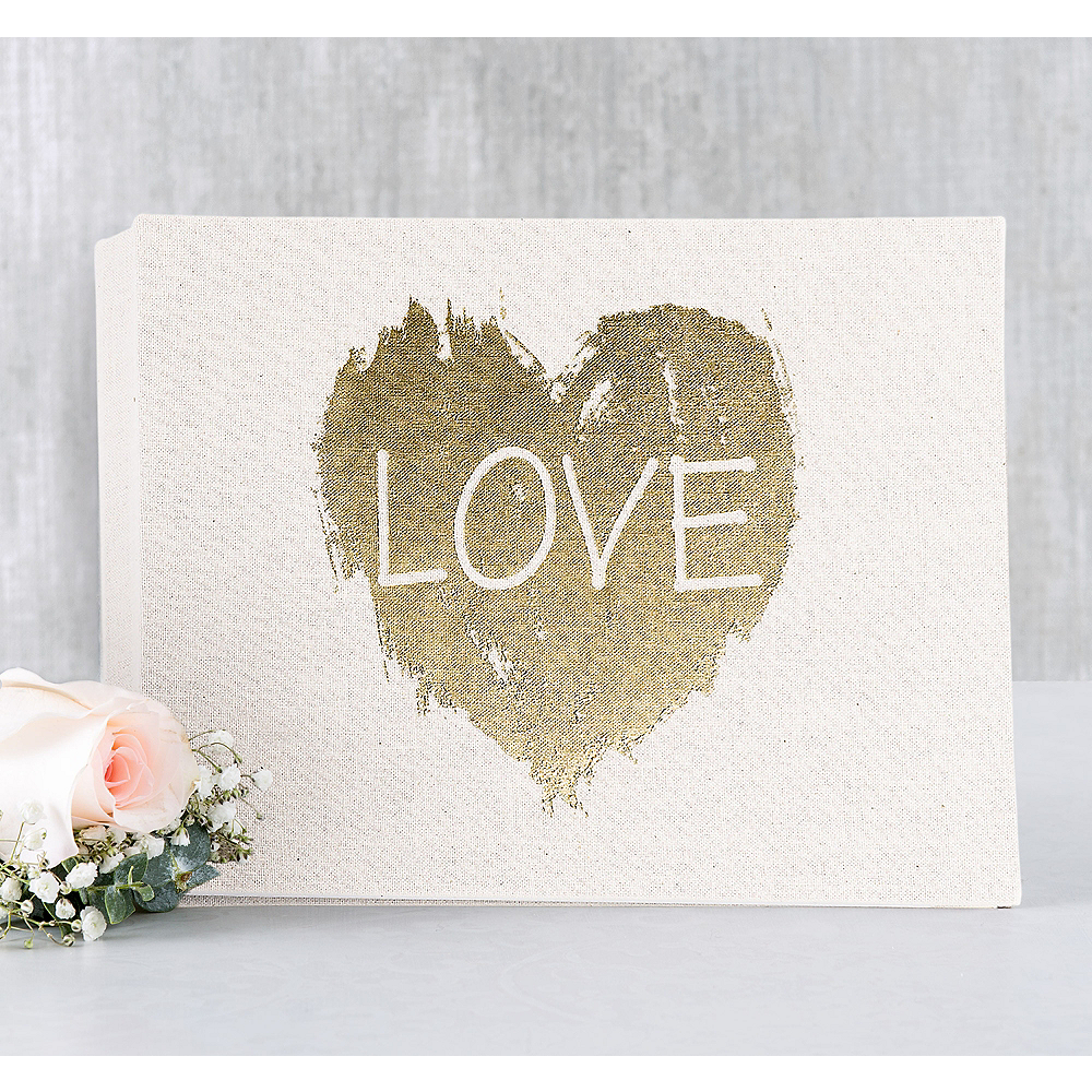 Brush of Love Guest Book Image #1