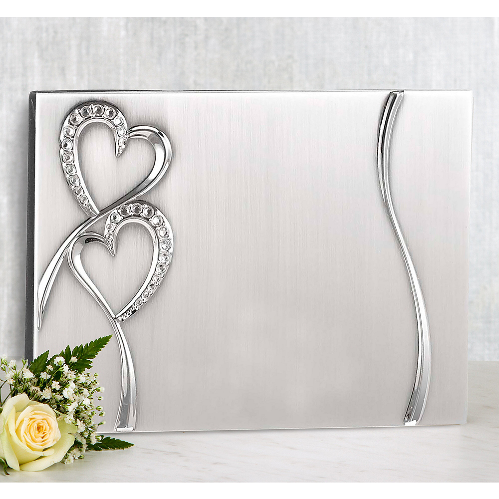 Sparkling Love Guest Book Image #1