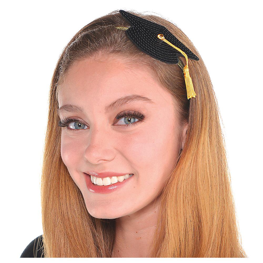 Graduation Cap & Tassel Headband Image #1