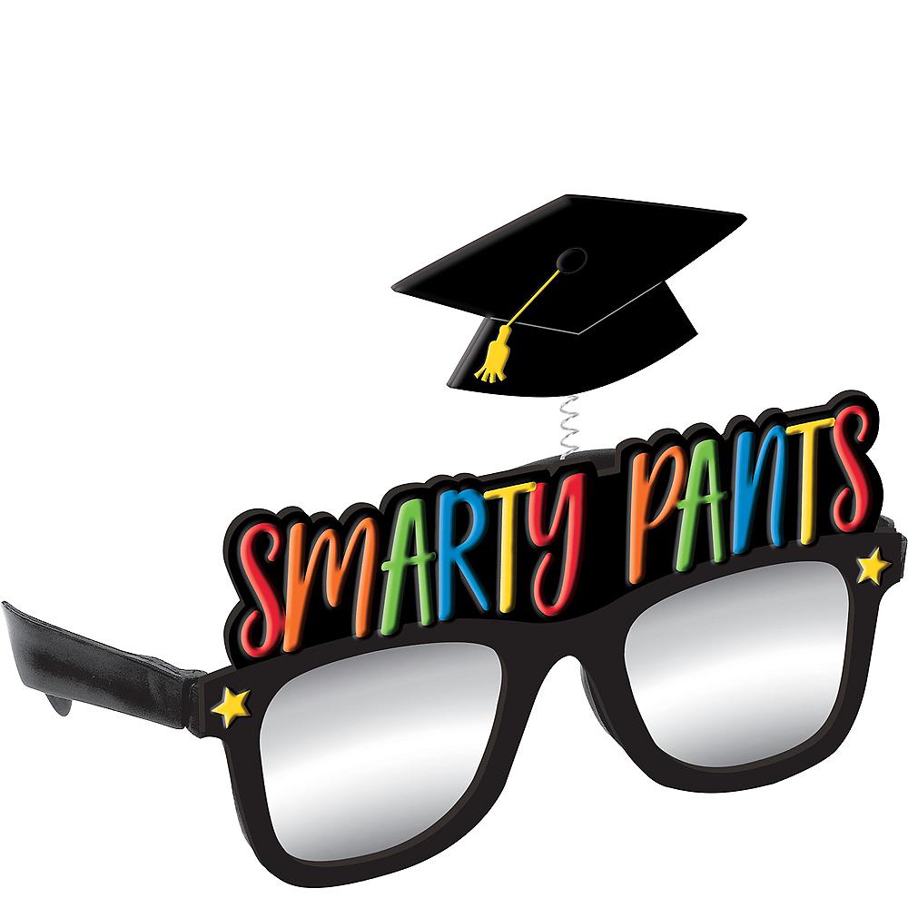 Smarty Pants Graduation Sunglasses Image #1