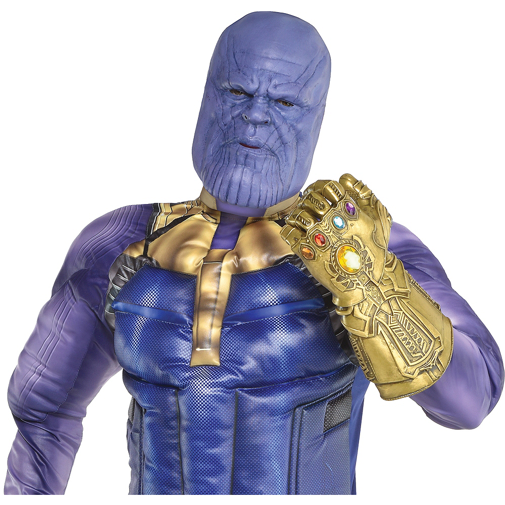 Adult Thanos Costume Accessory Kit - Avengers: Infinity War Image #1