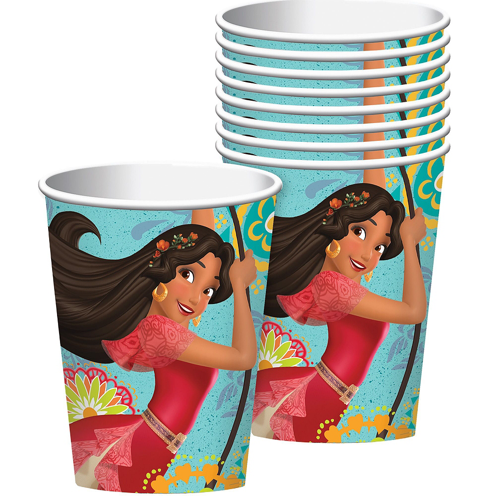 Elena of Avalor Tableware Party Kit for 24 Guests Image #3