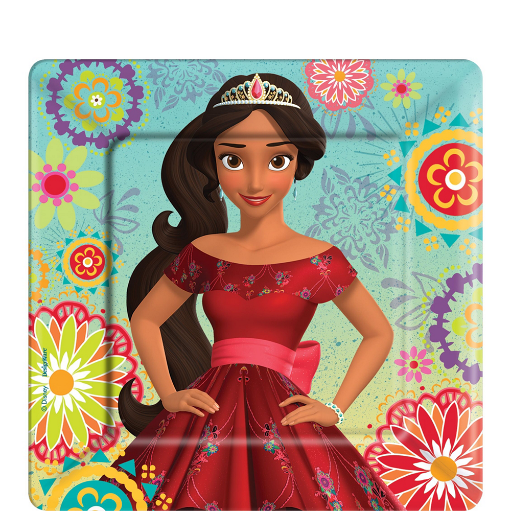 Elena of Avalor Tableware Party Kit for 24 Guests Image #6
