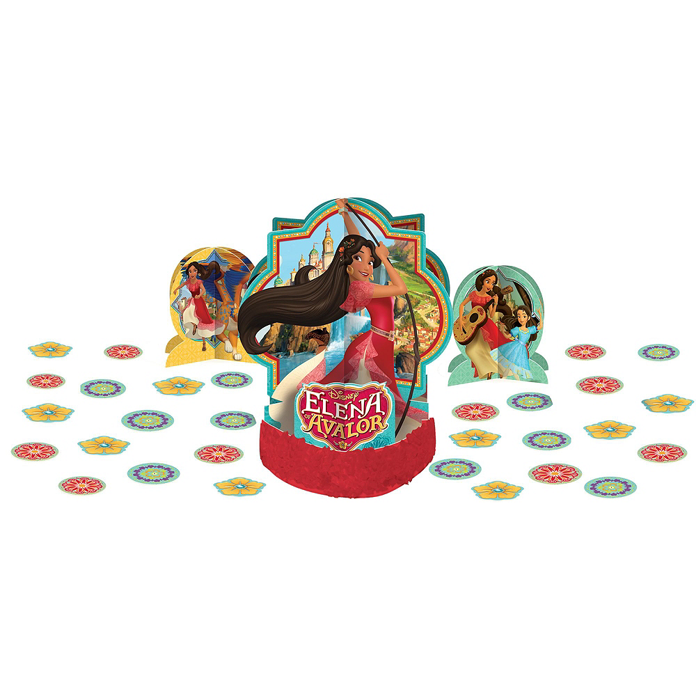 Elena of Avalor Tableware Party Kit for 24 Guests Image #11