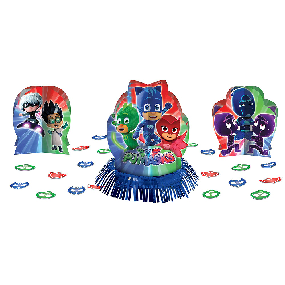 PJ Masks Tableware Party Kit for 8 Guests Image #9