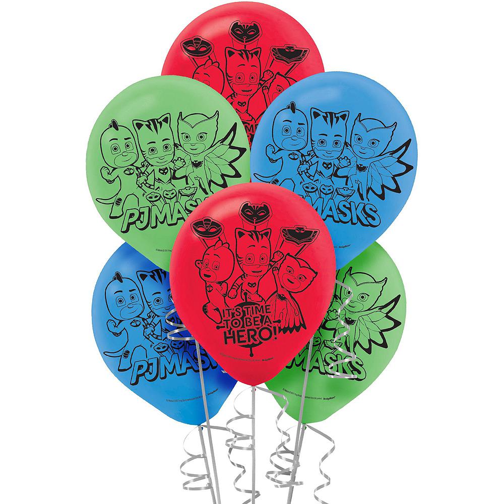 PJ Masks Tableware Ultimate Kit for 16 Guests Image #11