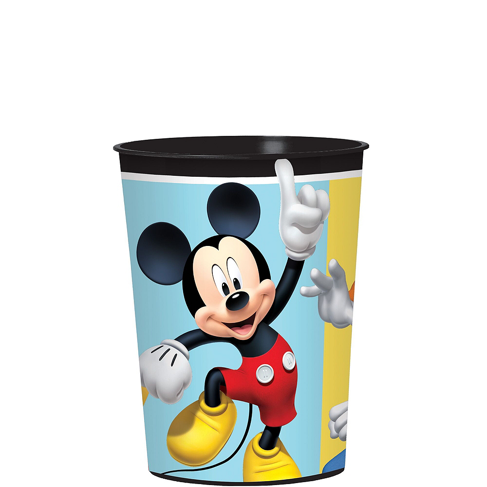 Mickey Mouse Tableware Ultimate Kit for 16 Guests Image #14