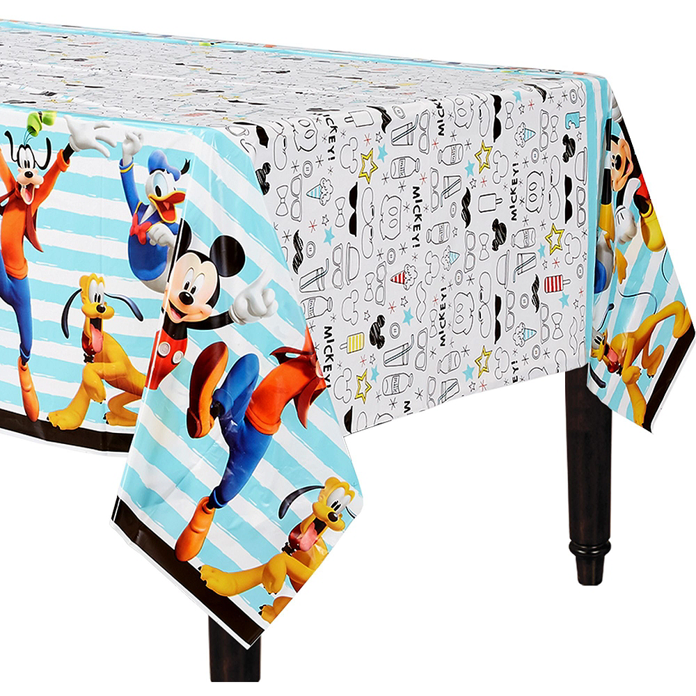 Mickey Mouse Tableware Ultimate Kit for 24 Guests Image #19