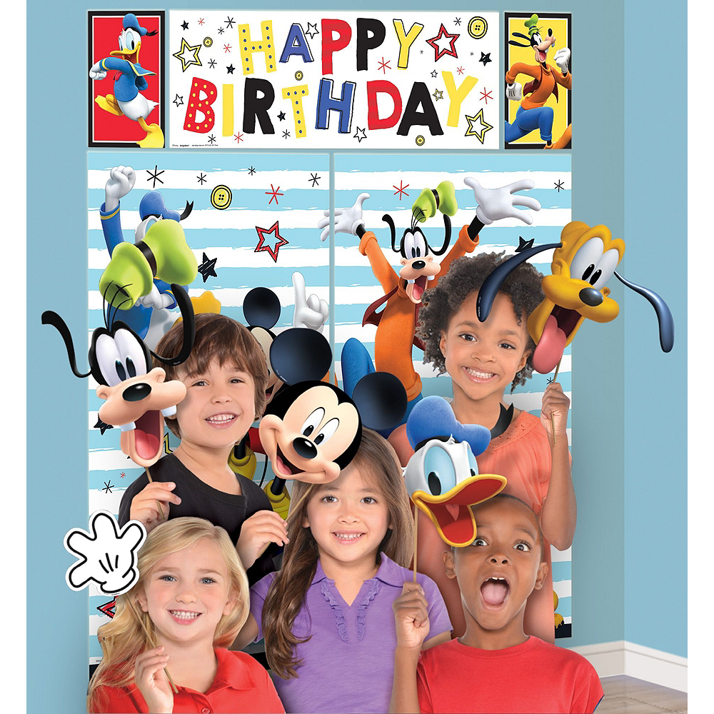 Mickey Mouse Decorating Kit Image #3